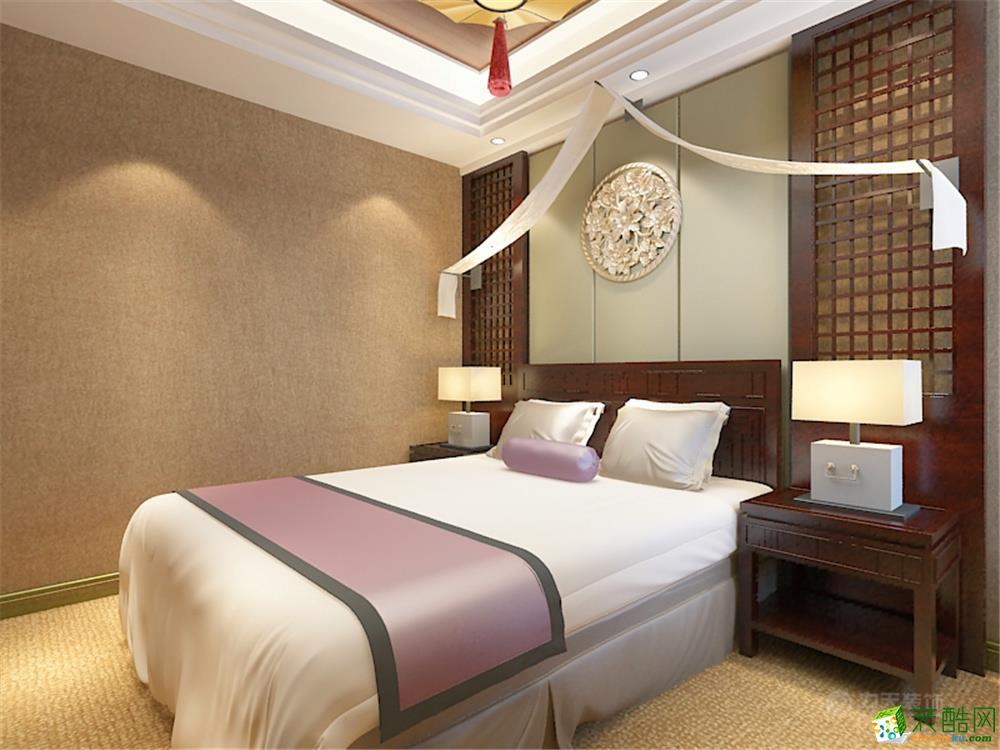 酒店臥室裝修圖片