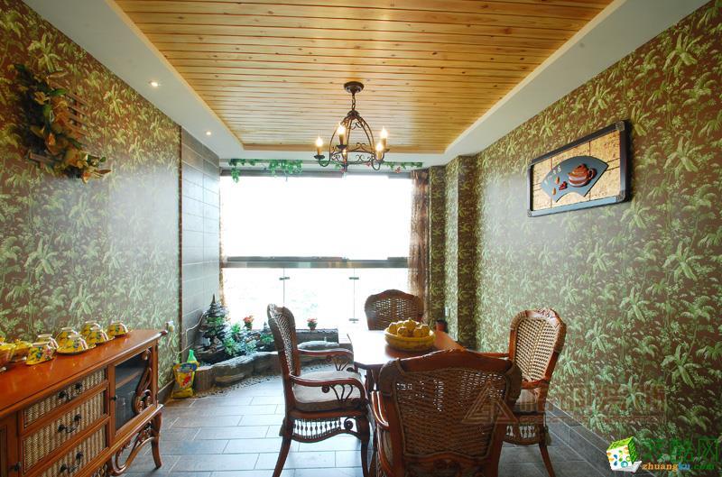 金科廊桥水岸 美式风格 格调装饰
