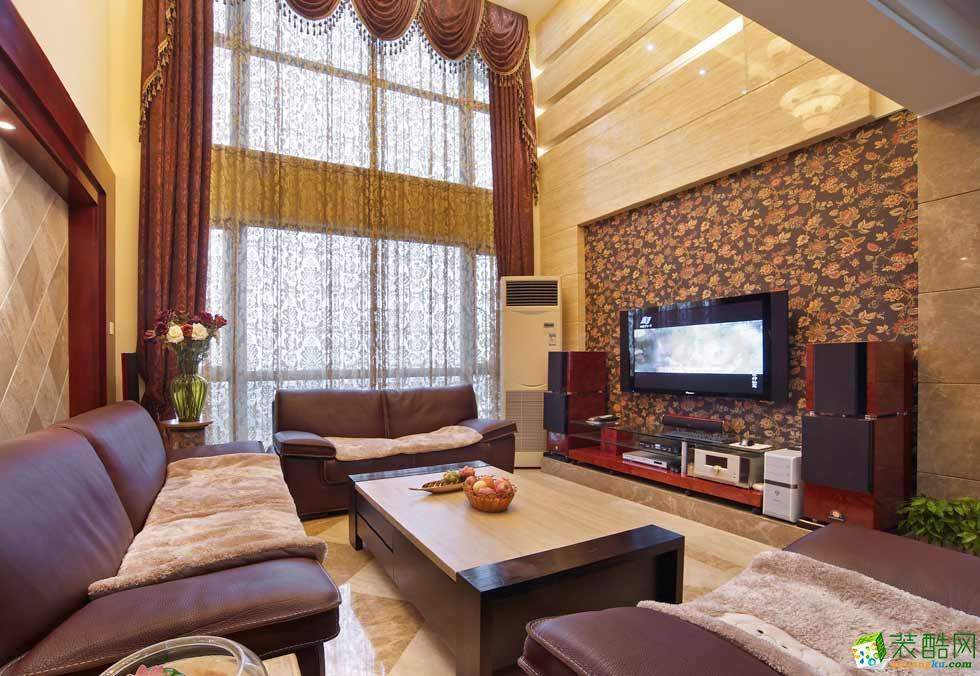 四室两卫房屋装修设计图片欣赏