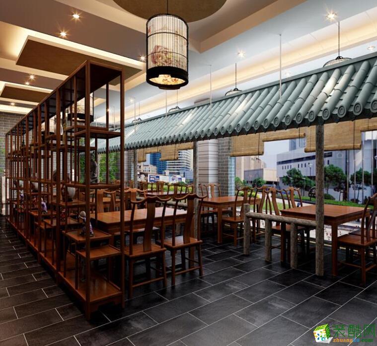 味道江南酒馆-中式风格-酒楼餐厅