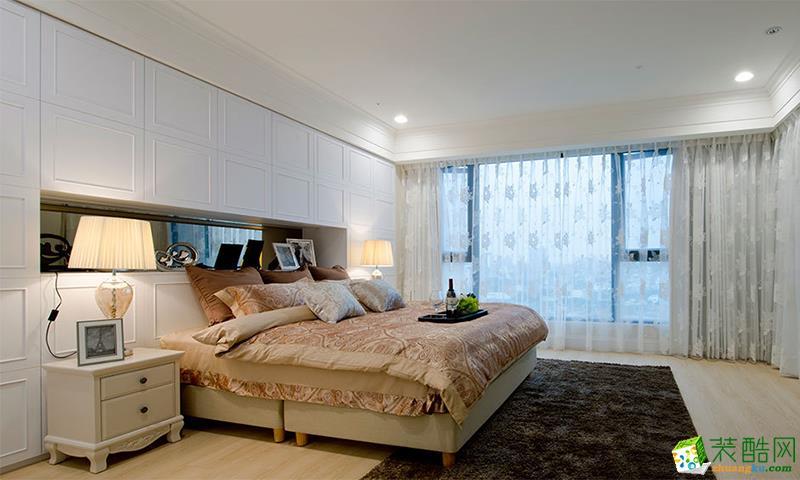 卧室装修效果图_卧室装修设计图片_装酷网装修案例