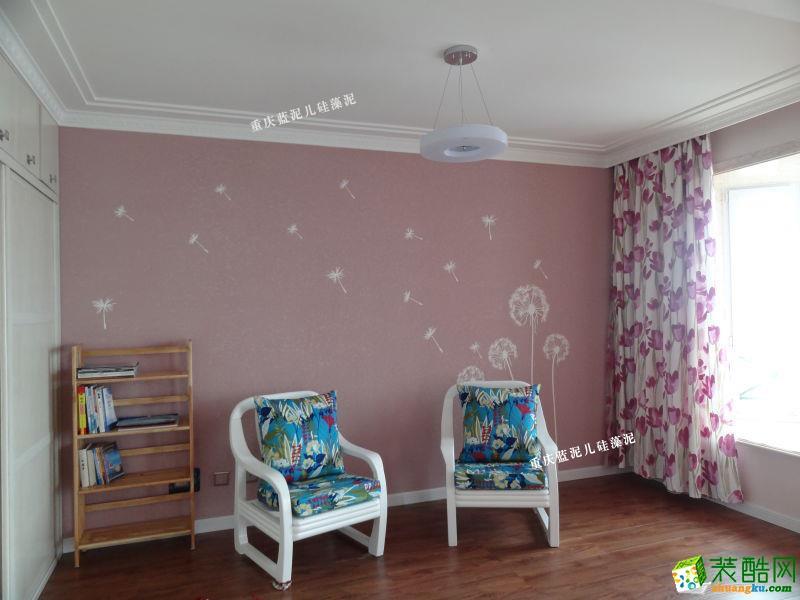 首页 装修案例 硅藻泥儿童房 欧式风格 两室两厅两卫