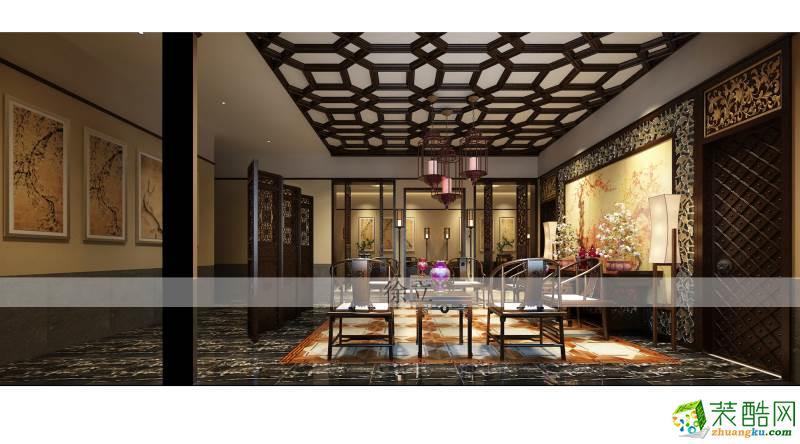 中式展馆 中式风格图片
