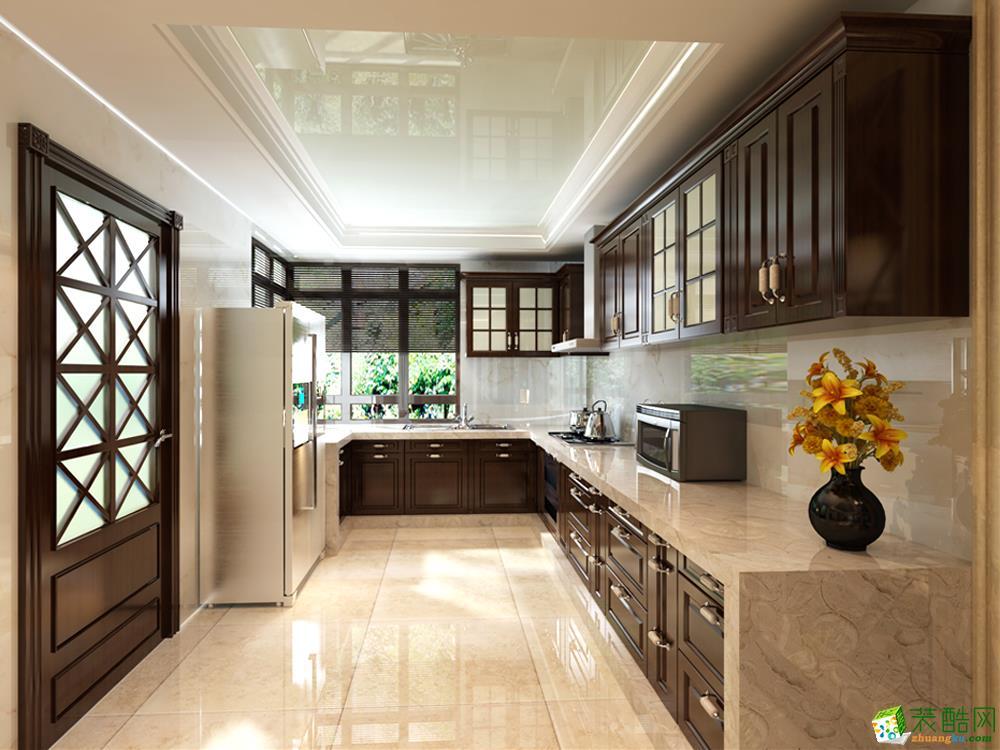 欧式厨房墙砖图片