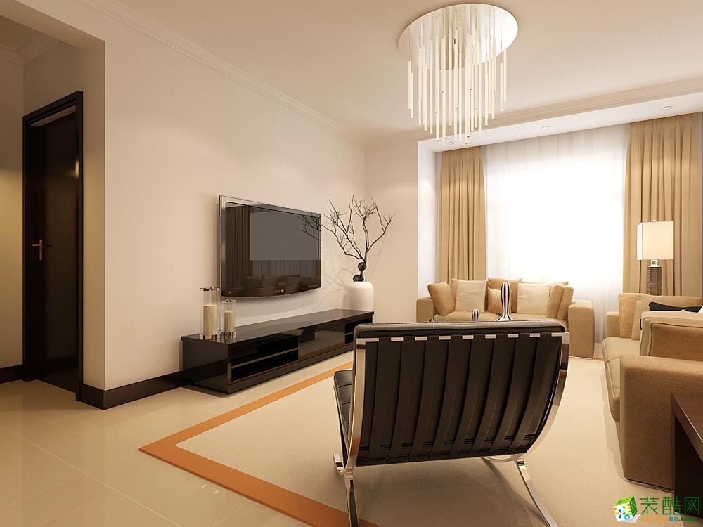 客厅 客厅说明:客厅墙面颜色暖色为主