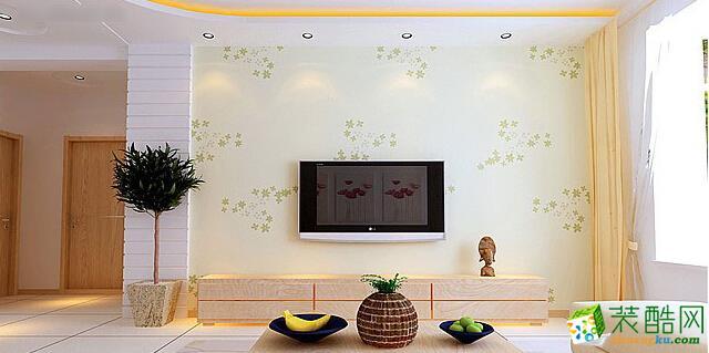80套电视背景墙 手绘图