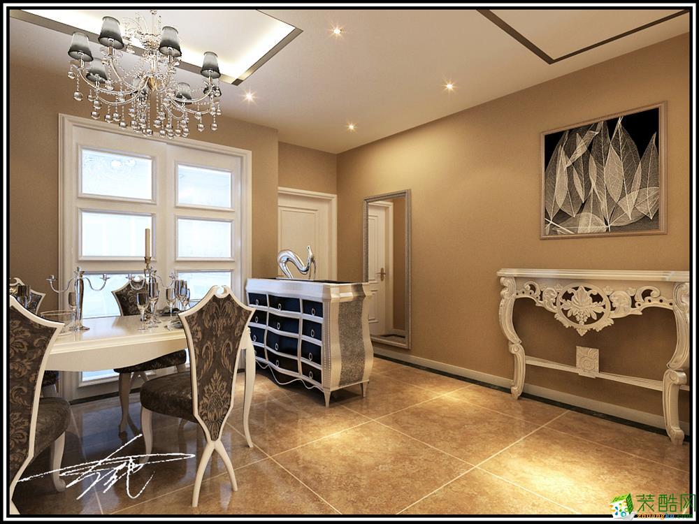 客厅  装修公司排名 _方林设计