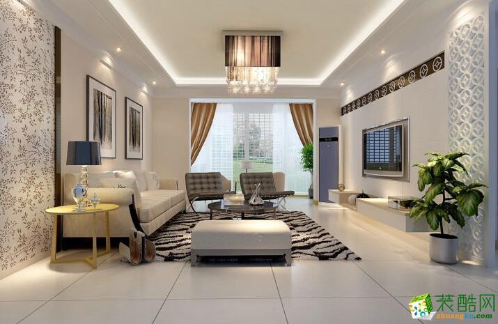 空间类型:简约风格 两室一厅一卫 房屋面积:100 装修方式:半包 工程造价:4万 随着人们在旅游中感受到简约的魅力,简约但并不简单的装饰风格。当疲惫的身心对家的依恋越发强烈,人们想要的是轻松、自由的 环境,现代简约风格自然就成为家居设计的一种风尚。注重大小色块间的组合,地域性的后期配饰融入设计风格之中。 现代人面临着城市的喧嚣和污染,激烈的竞争压力,还有忙碌的工作和紧张的生活。因而,更加向往清新自然、随意的居室环境。越来越多的都市人开始摒弃繁缛豪 华的装修,力求拥有一种自然简约的居室空间。
