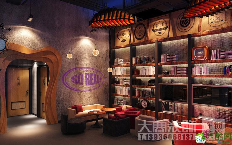 哈尔滨江北SR咖啡酒吧