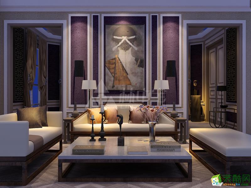 欧式客厅设计_装酷网装修效果图