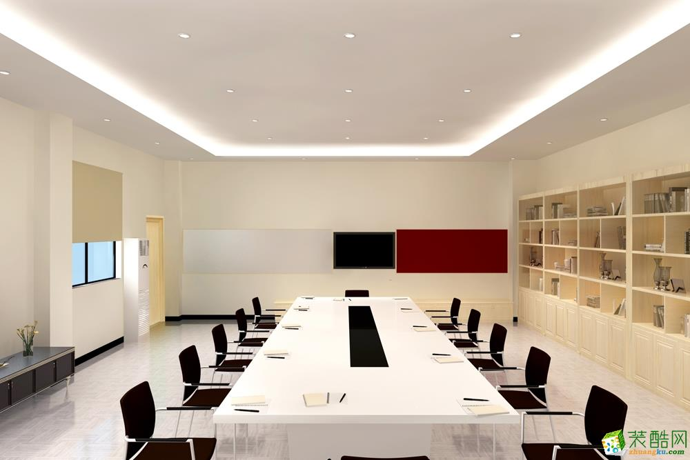 会议室装修效果图