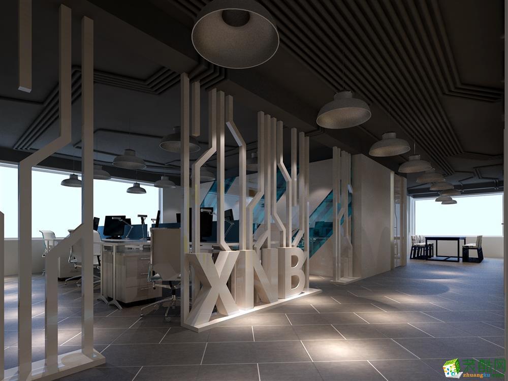 东湖国际办公室方案