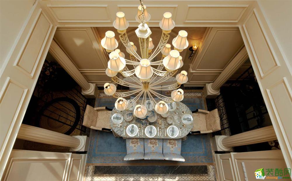 客厅灯饰效果图