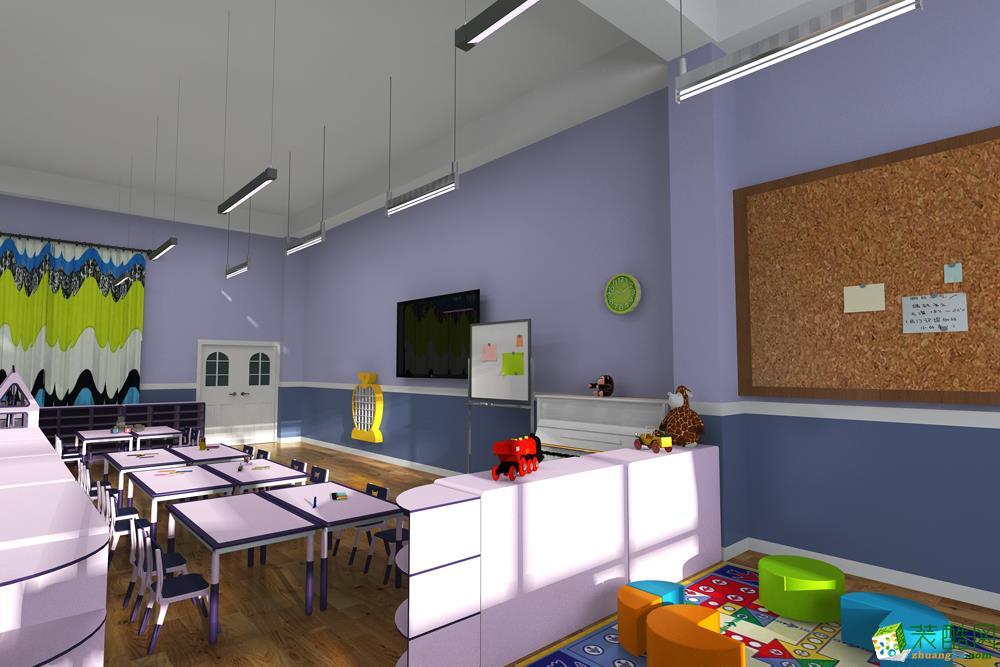 幼儿园厨房区域