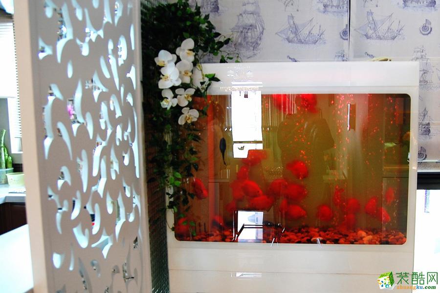 室内鱼缸装饰效果图