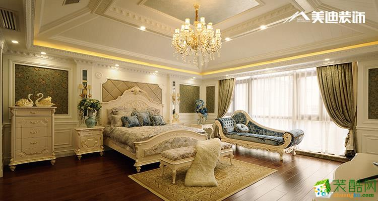 碧桂園300平米法式風格