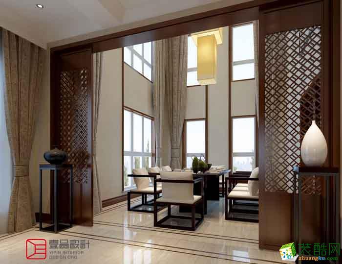 新中式别墅室内设计装修