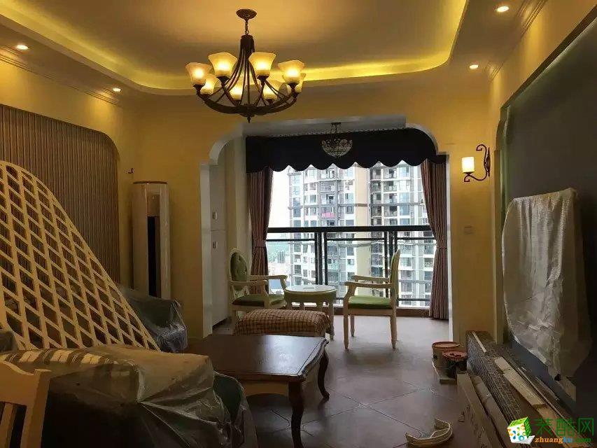 重庆生活家装饰工程有限公司-三室两厅两卫