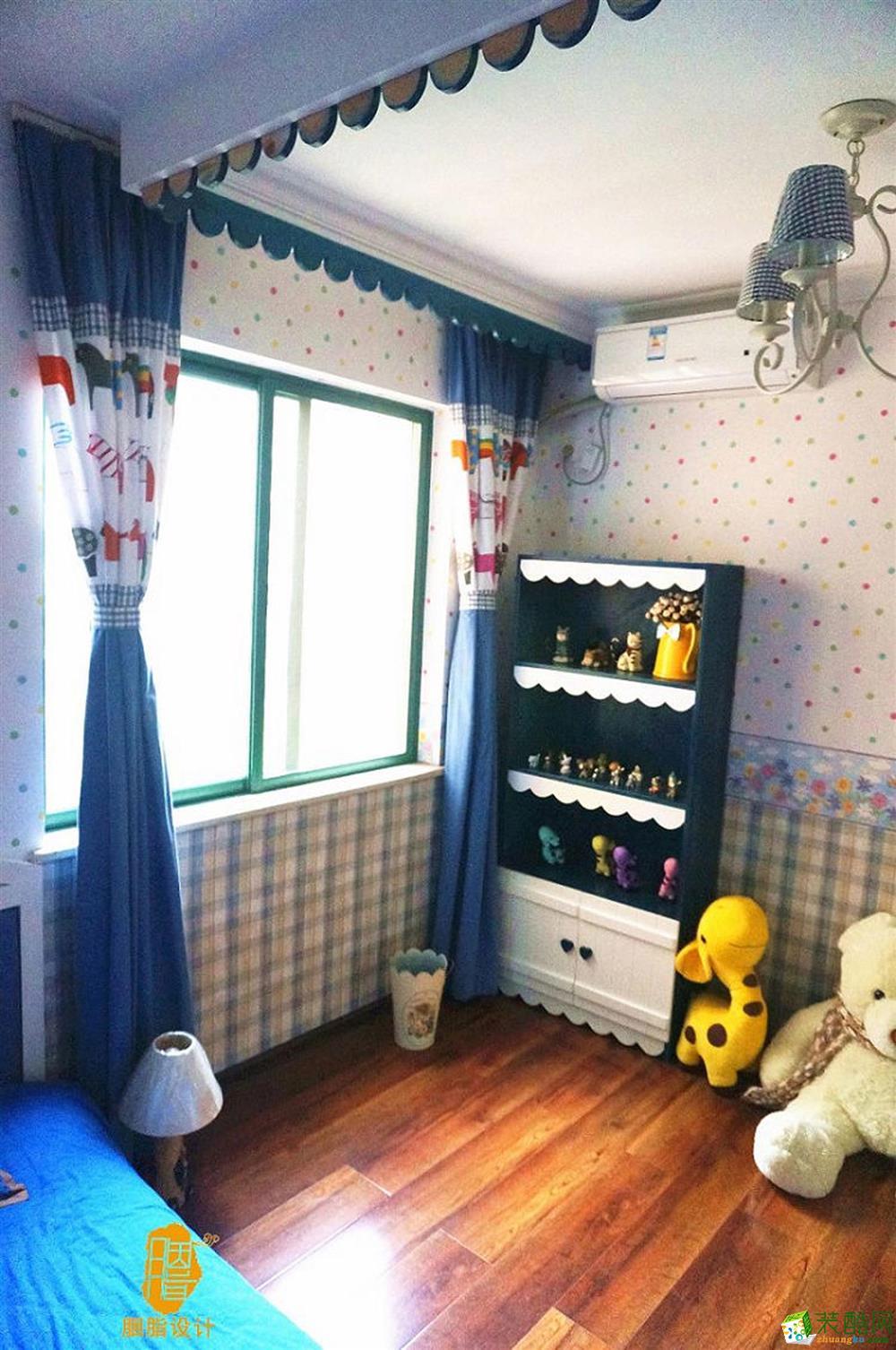 儿童房装修整体效果图