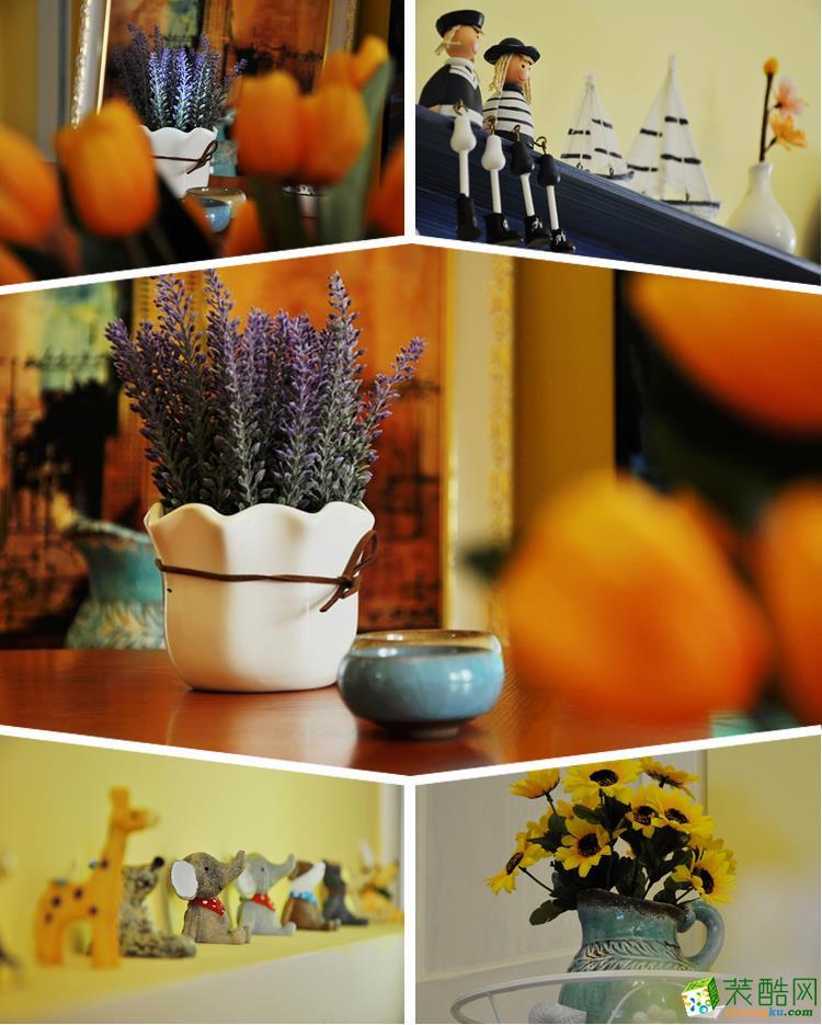 室内小型装饰效果图