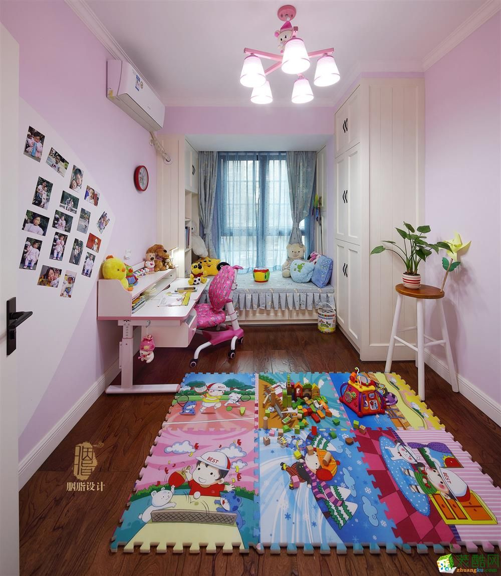 儿童房主体效果图