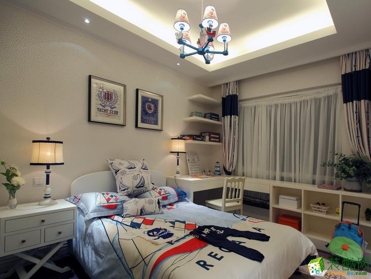 三室一厅卧室装修图