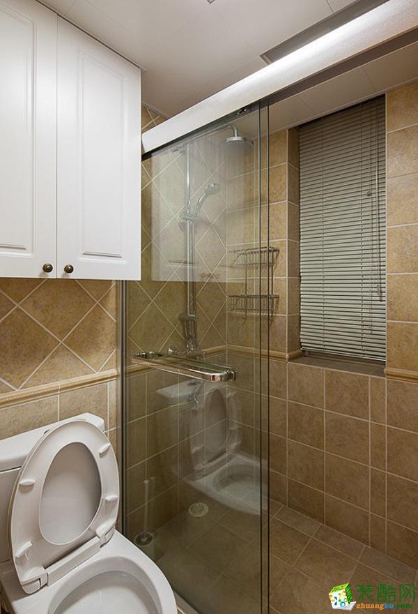 【福圣鑫装饰】70㎡超实用小户型!卫生间都很漂亮