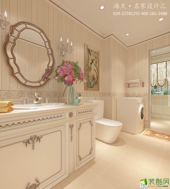 二厅二卫150平洋房欧式设计装修效果图 家装 欧式风格 三室两厅两卫