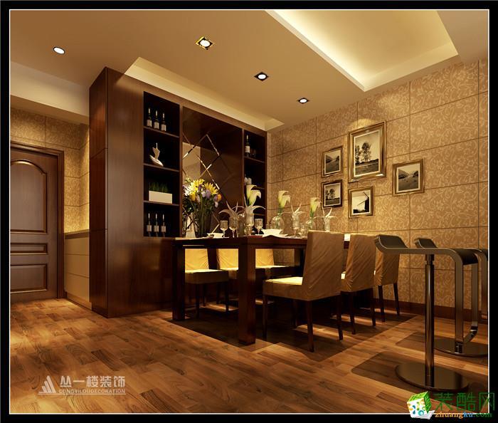 丛一楼装饰/香溢花城89平两房两厅欧式风格 欧式风格 两室两厅一卫图片