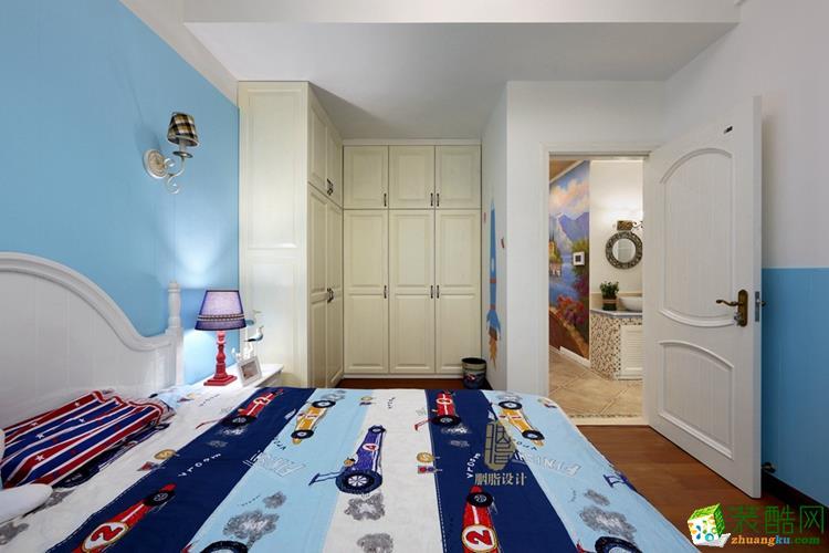 漂亮儿童房装修设计效果图
