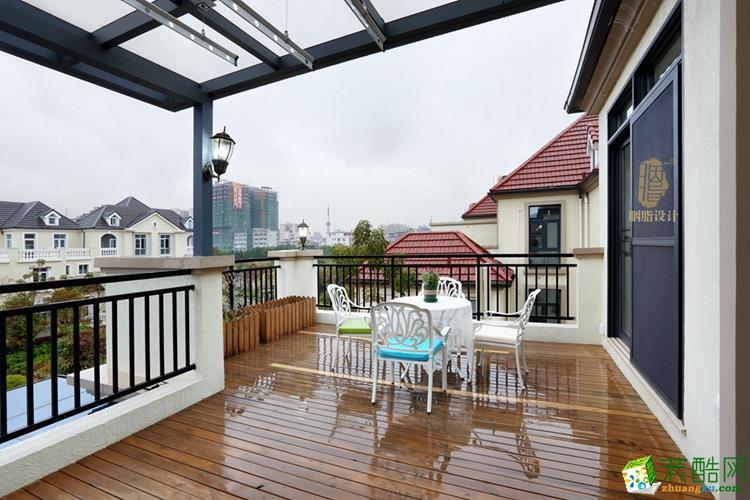 别墅花园阳台装修设计