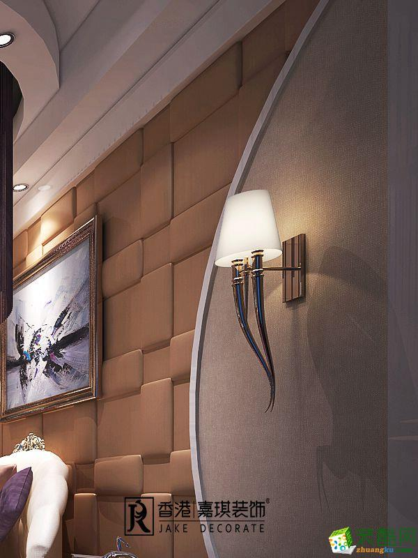 床头背景墙时尚装修设计