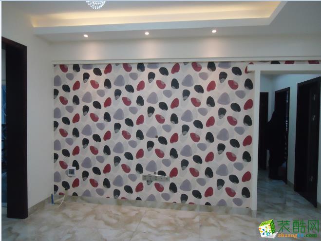 漂亮客厅电视背景墙图片
