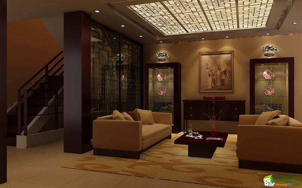 别墅装修设计——南山一品