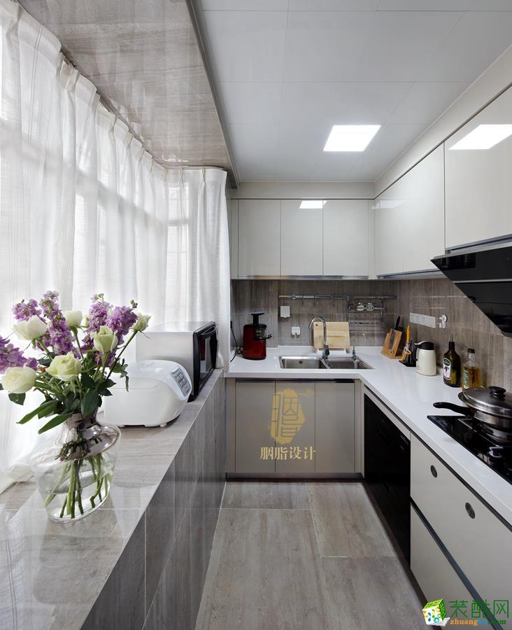 厨房装修效果图案例