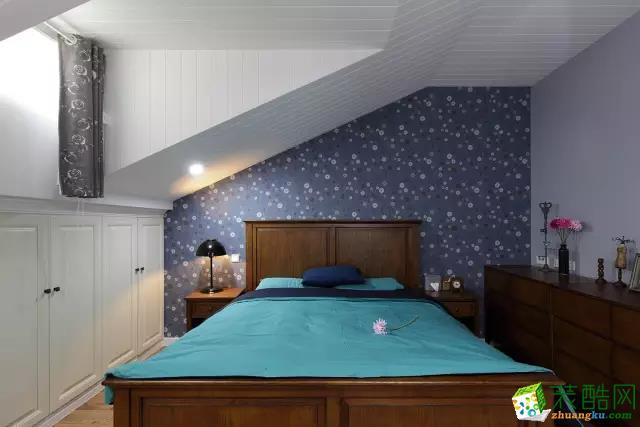 床头背景墙装修设计图