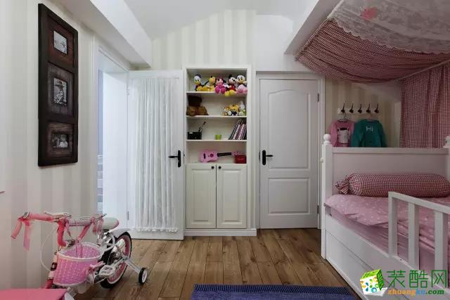 温馨儿童房装修效果图