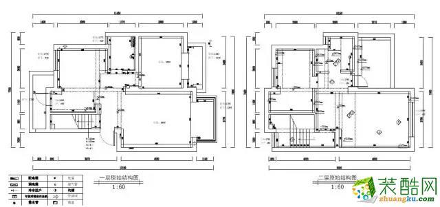 150平装修设计平面图