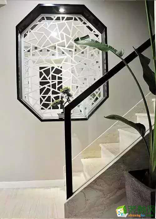 过道楼梯装修效果图