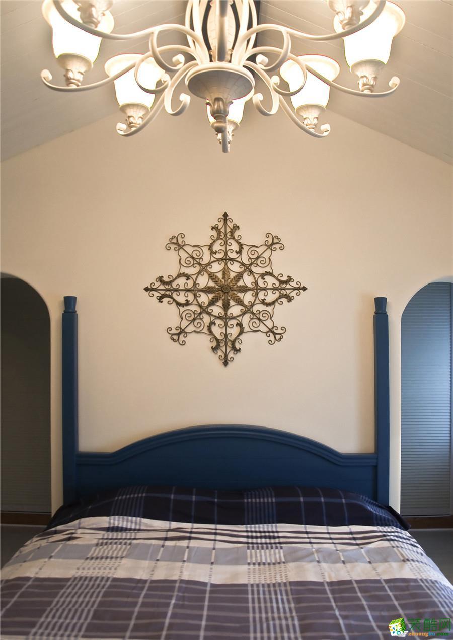 创意床头背景墙装修效果图
