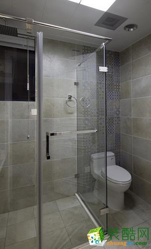 公寓装修100平美式舒适