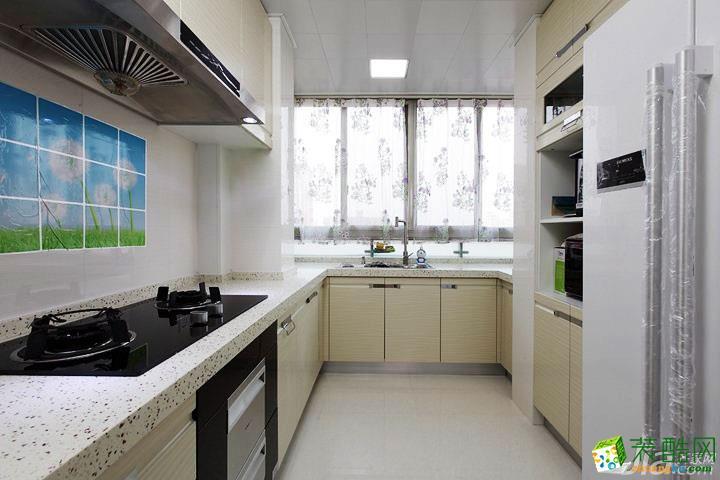 简约小厨房装修效果图