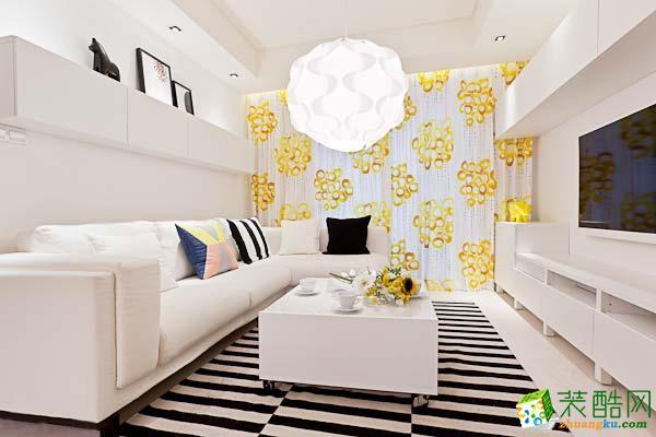 65平一居室公寓装修