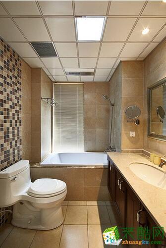 100平公寓美式风格