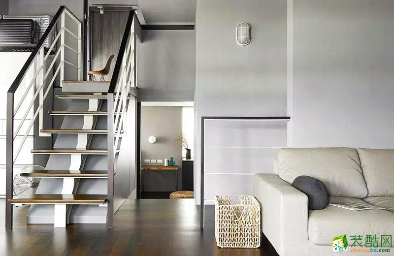 99平小复式装修 旧家具打造低成本时尚家
