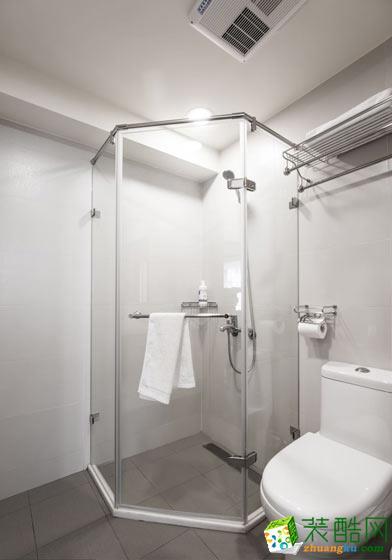 80平米美式两居装修