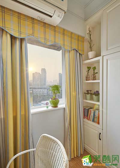 82平一居室美式公寓装修