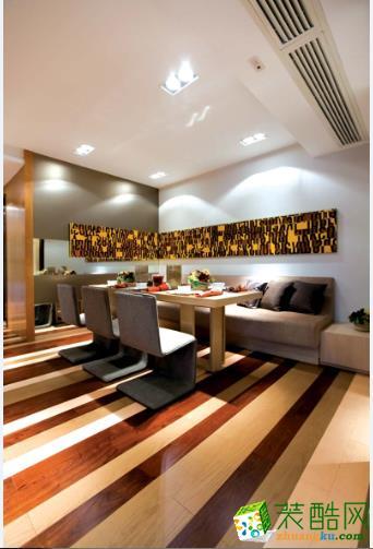 舒适餐厅装修设计效果图