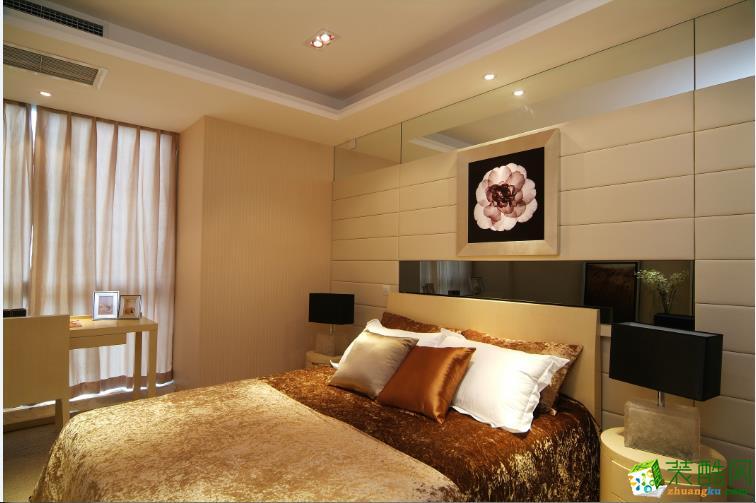 温馨时尚混搭风卧室装修效果图