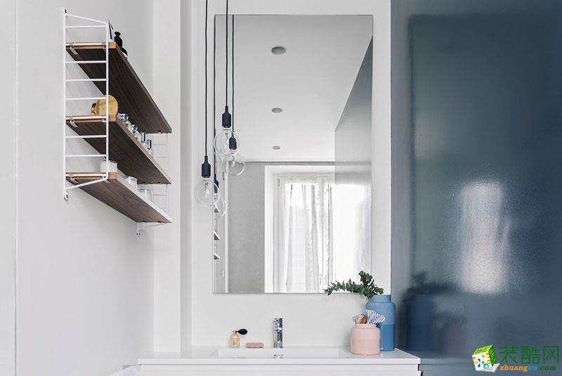 65平现代简约单身公寓